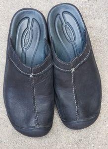 Keen Leather Slide Mule/Clog Women's Size 6.5